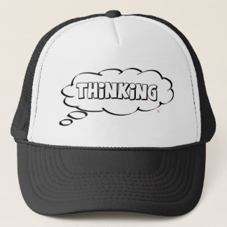 Boné de pensamento