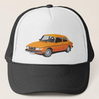 Boné de Saab 99 - chapéu do camionista
