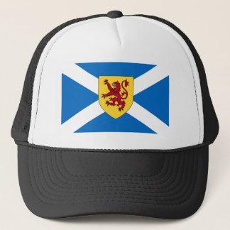 Boné de Scotland - cruz & leão
