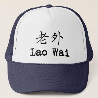 Boné de Wai do Lao