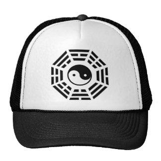 Boné de Yin Yang