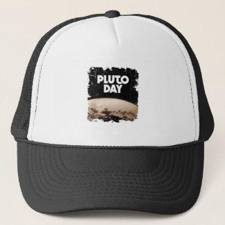 Boné Décimo oitavo fevereiro - dia de Pluto - dia da