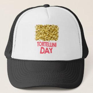 Boné Décimo terceiro fevereiro - dia do Tortellini