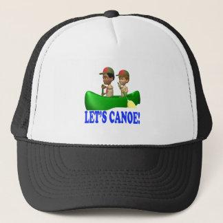 Boné Deixa a canoa