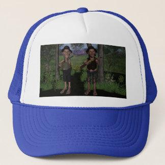 Boné Deixa para ir caçar o chapéu