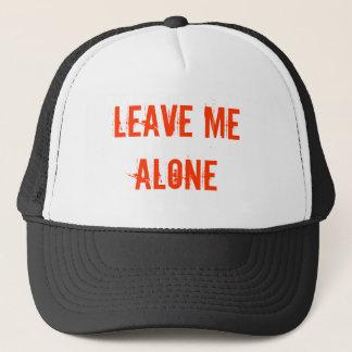 Boné Deixe-me sozinho