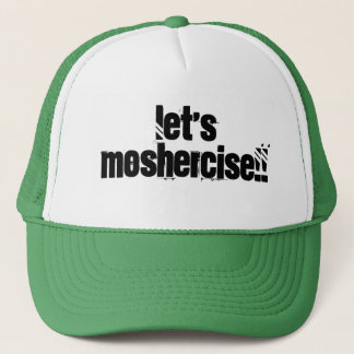Boné Deixe-nos Moshercise!!