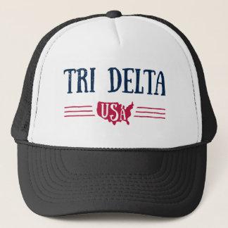 Boné Delta | EUA do delta do delta