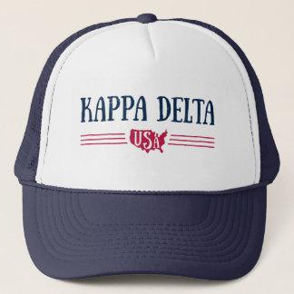 Boné Delta EUA do Kappa