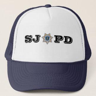 Boné Departamento da polícia de San Jose