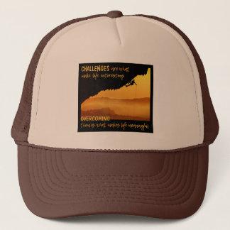 Boné DESAFIA chapéus do camionista