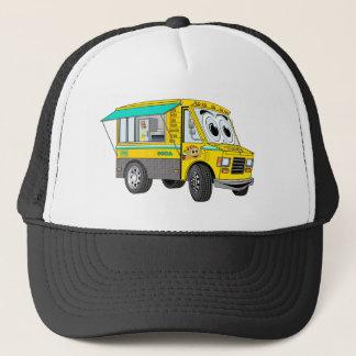 Boné Desenhos animados do caminhão da comida do Taco