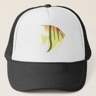 Boné Desenhos animados dos peixes do anjo