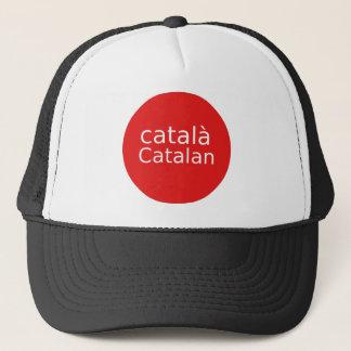 Boné Design Catalan da língua