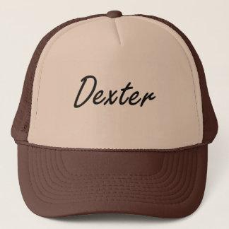 Boné Design conhecido artístico de Dexter