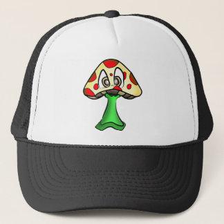 Boné Design da cabeça do cogumelo