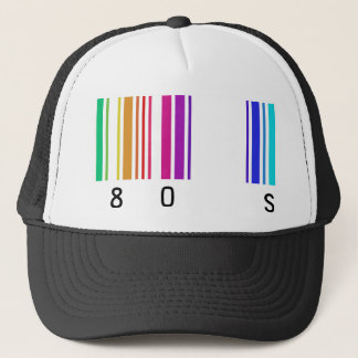 Boné design da cor 80s!