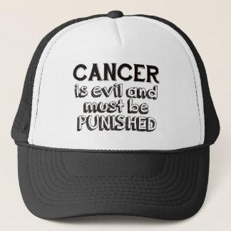 Boné design do cancer