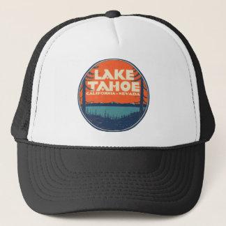 Boné Design do decalque das viagens vintage de Lake