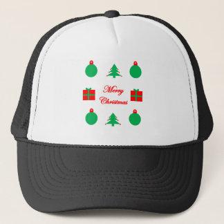 Boné Design do Feliz Natal