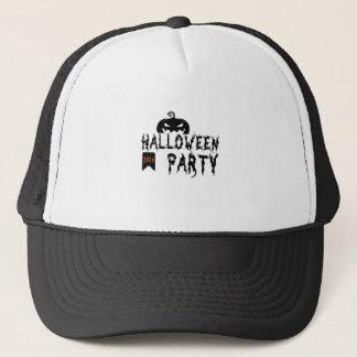 Boné Design do partido do Dia das Bruxas