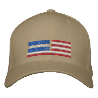 Boné Design estilizado da bandeira americana