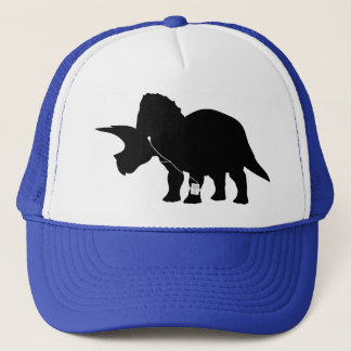 Boné Design loving do Triceratops da música