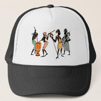Boné Design tribal nativo étnico africano