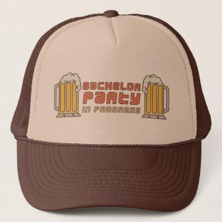 Boné Despedida de solteiro das canecas de cerveja em