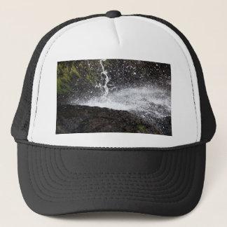 Boné Detalhe de uma cachoeira pequena