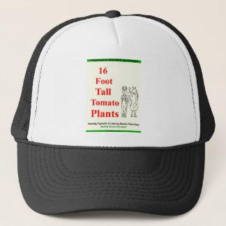 Boné Deve ler a melhor bíblia da jardinagem vegetal