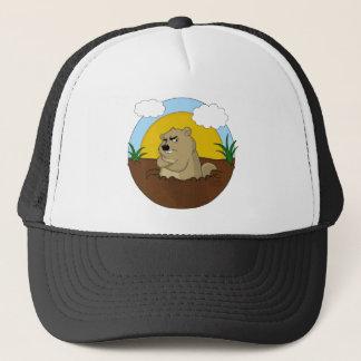 Boné Dia de Groundhog