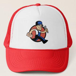 Boné Dia do Trabalhador, chapéu do camionista, para a