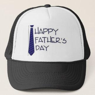 Boné Dia dos pais feliz