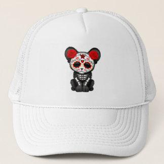 Boné Dia vermelho da pantera preta inoperante Cub