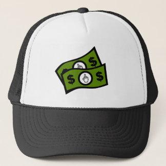 Boné Dinheiro de F U