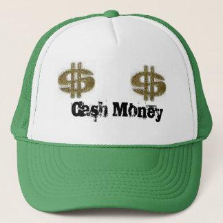 Boné dinheiro, dinheiro, dinheiro do dinheiro