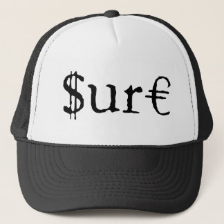 Boné Dinheiro engraçado certo customizável