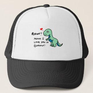 Boné Dinossauro