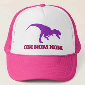 Boné Dinossauro bonito de Omnom