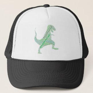 Boné Dinossauro Dadasaurus do pai