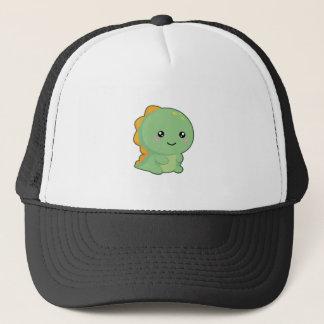 Boné Dinossauro de Kawaii
