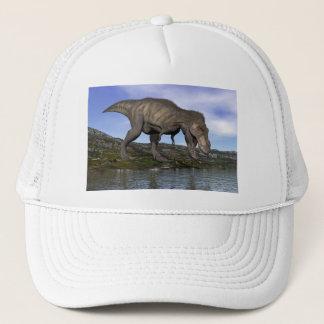 Boné Dinossauro do rex do tiranossauro - 3D rendem