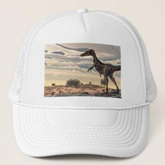 Boné Dinossauro do Velociraptor - 3D rendem