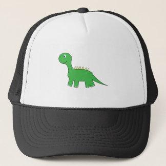 Boné Dinossauro verde