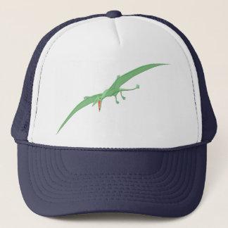 Boné Dinossauro verde 3 do Pterodactyl
