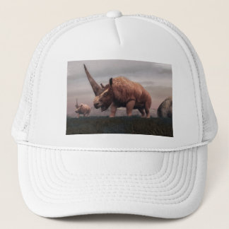Boné Dinossauros do mamífero de Elasmotherium - 3D