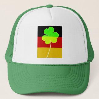 Boné Divertimento alemão irlandês de St Patrick do