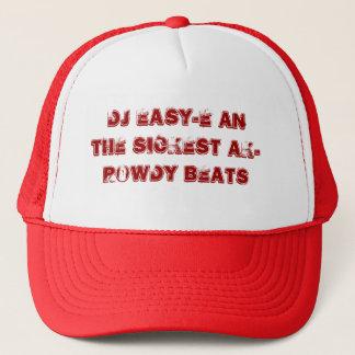 Boné DJ EASY-E as batidas AK-Turbulento as mais doentes