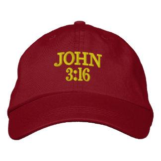 BONÉ DO 3:16 DE JOHN